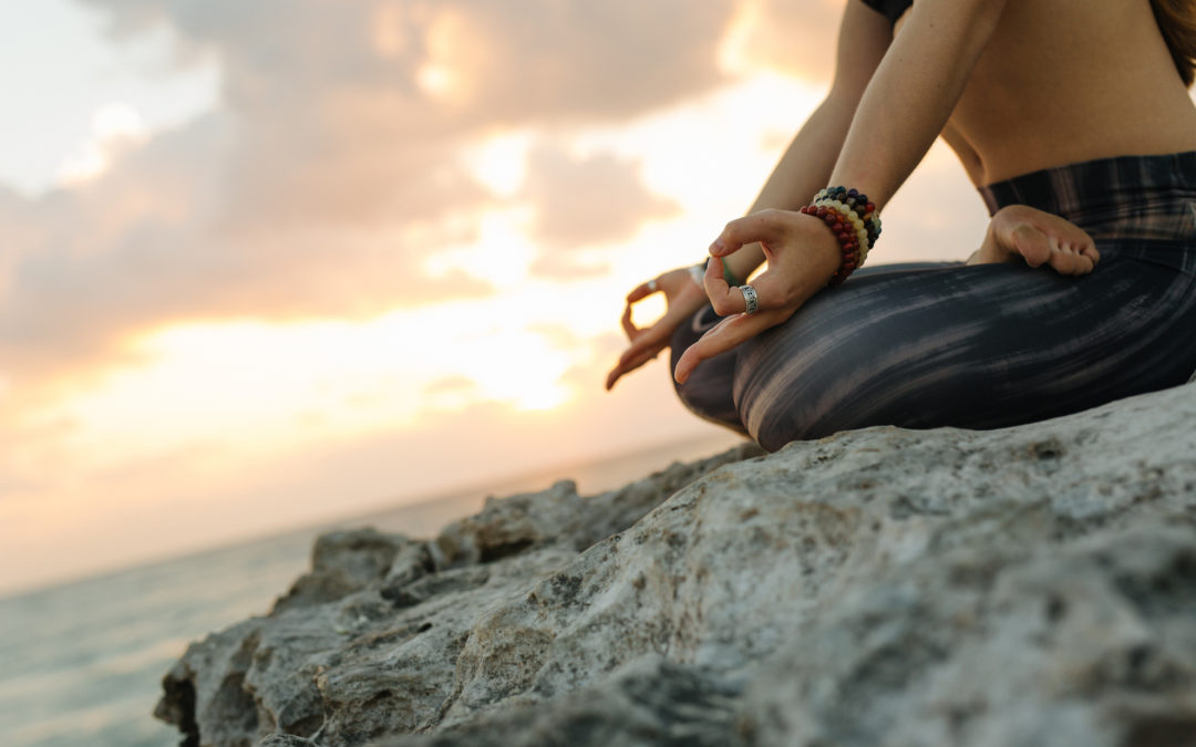 GUIDED MEDITATION: Grounding